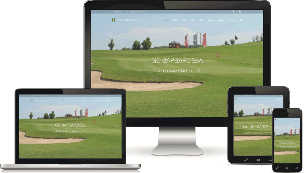 Webdesign Pfalz, BAQUE-Internetservice