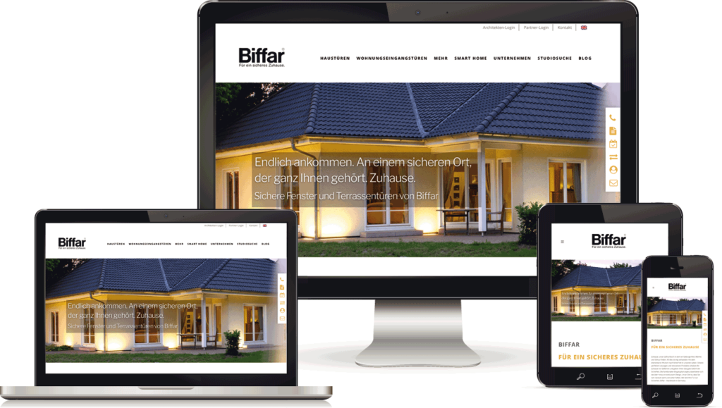 Webdesign Pfalz, BAQUE-Internetservice