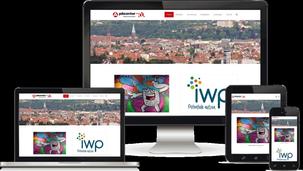 Webdesign in Kaiserslautern, BAQUE-Internetservice