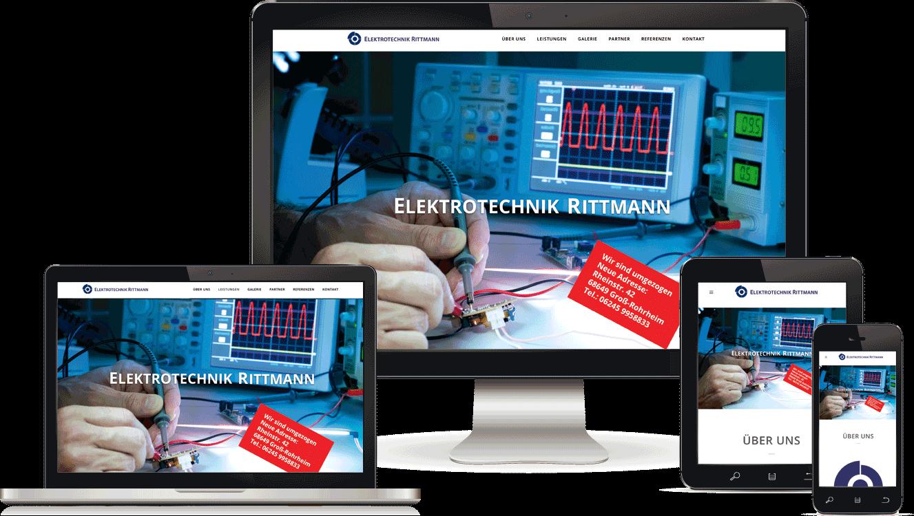 Referenzen Steuerbüro Elektrotechnik Rittmann